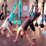Omni Gym Swing Yoga Studio