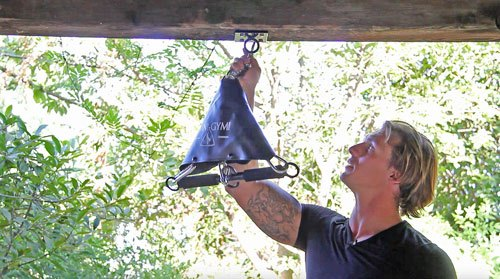 How To Hang A Yoga Swing From Your Ceiling Yoga Swings