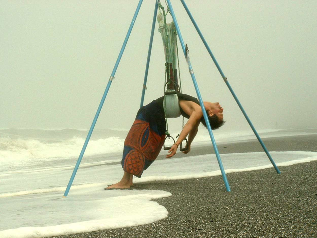 About Us Omni Gym Yoga Swings Trapeze Amp Stand