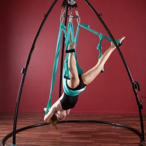 inversion  decompression  yoga swings trapeze  stands