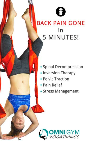 Back Pain Gone in 5 Minutes!