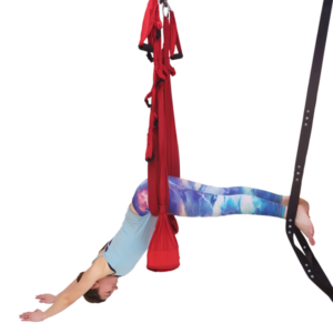 3 yoga swing moves for spinal traction flexion mobility